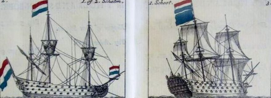 Raise the anchor and hoist the sails: a curious signalling book used by the Dutch navy