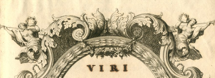 Leiden lecture notes from the 18th century