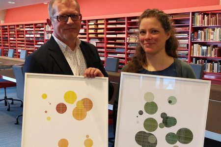 Women artists in the Leiden Special Collections