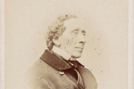 Mementoes of Hans Christian Andersen